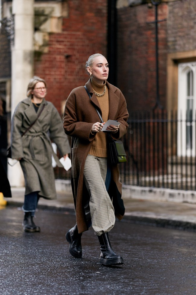 London street style AW20
