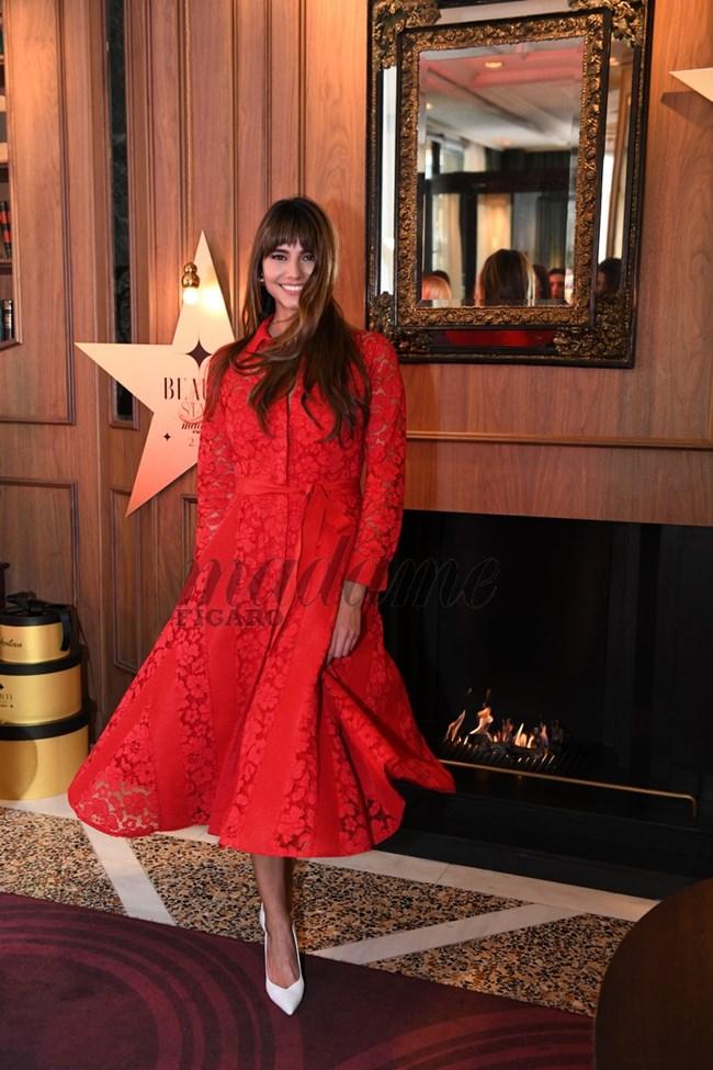 Ηλιάνα Παπαγεωργίου: Ξέρουμε τι φόρεσε στο launch party των Beauty Stars