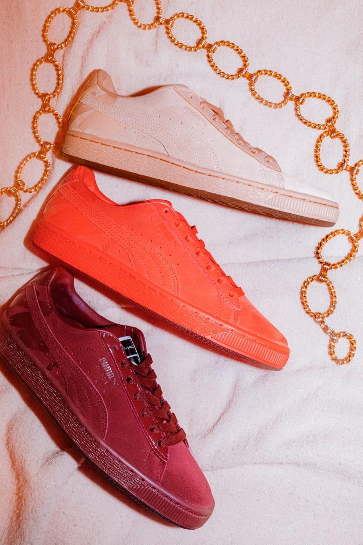 Η Puma λανσάρει sneakers στις διασημότερες αποχρώσεις κραγιόν της MAC