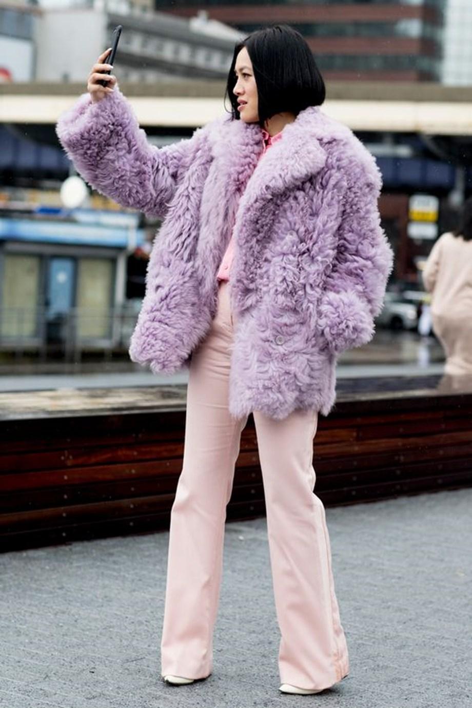 Είναι το λιλά το νέο millenial pink;