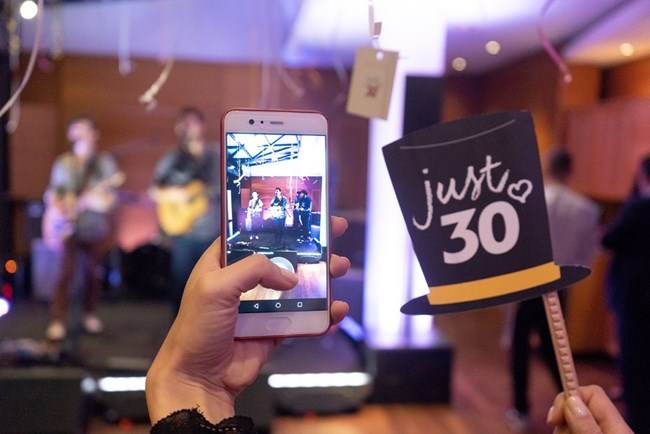 Avon_Just 30 Party