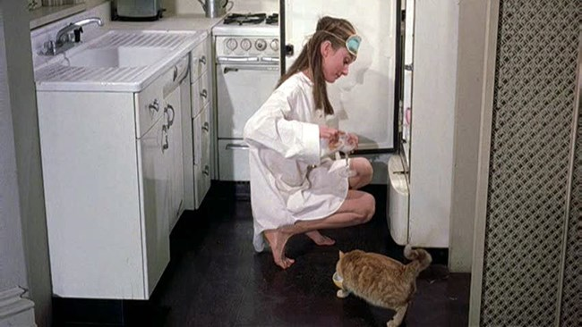 Breakfast at Tiffanys, 1961