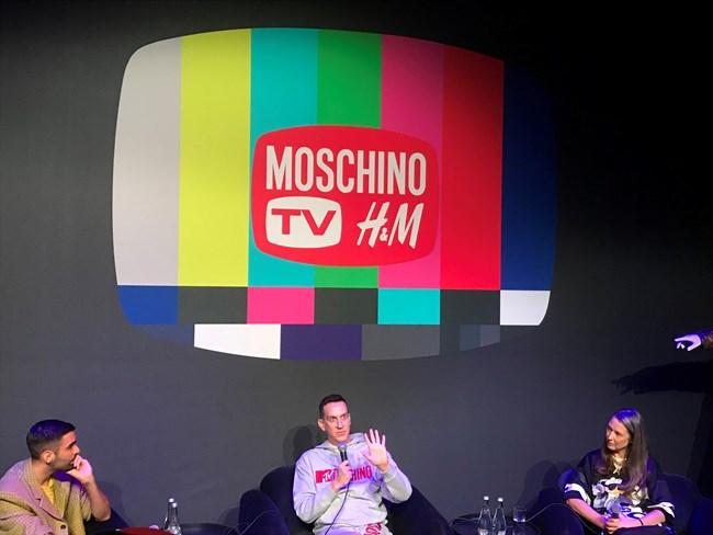 Moschino [tv] H&M: Όλα όσα έγιναν στο fashion show στη Νέα Υόρκη