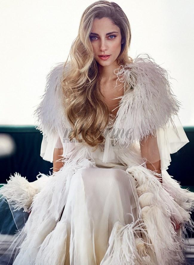 Δούκισσα Νομικού | H ambassador των Beauty Stars στο τεύχος Ιανουαρίου της Madame Figarο