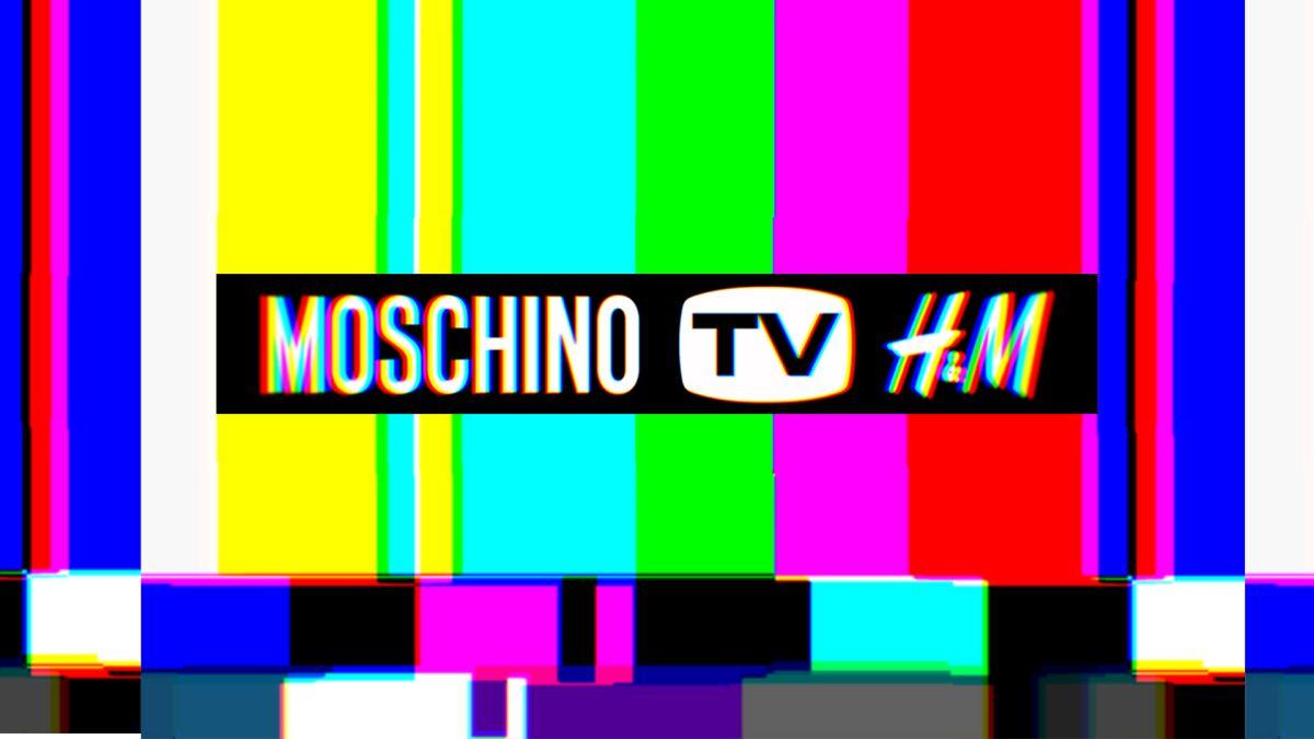 MOSCHINO[tv]H&M