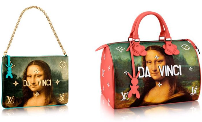 O οίκος Louis Vuitton συνεργάζεται με τον Jeff Koons