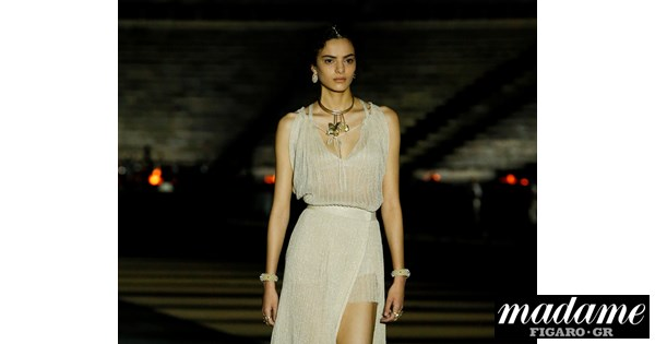 Dior Cruise 2022 | Μια ματιά στα εκθαμβωτικά beauty looks των μοντέλων