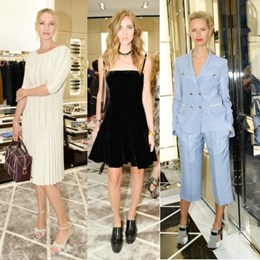 Fashion Party: To prive δείπνο της Tod's στη Νέα Υόρκη