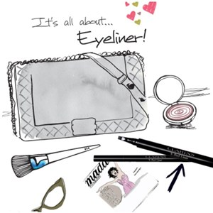 Beauté mon Dieu! | I Love to Hate... Eyeliner
