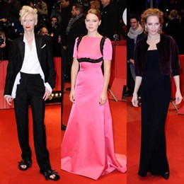 Red Carpet: Berlinale 2014