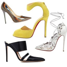 Shoes To Die For: Τα ωραιότερα ψηλοτάκουνα της Άνοιξης