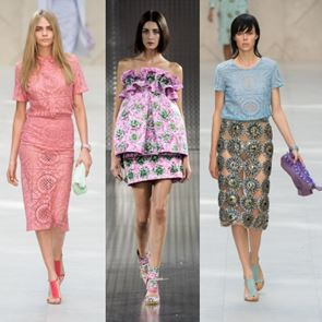 The Editor's Blog | Spring trends