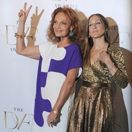Red Carpet: DVF Awards 2014