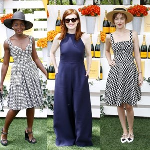Celebs Party: Στο oh-so-chic event Veuve Clicquot Polo Classic