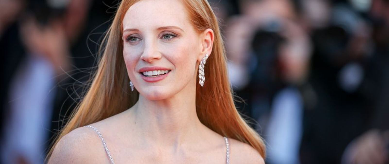 Jessica Chastain: Ποια είναι η νέα της beauty συνεργασία;
