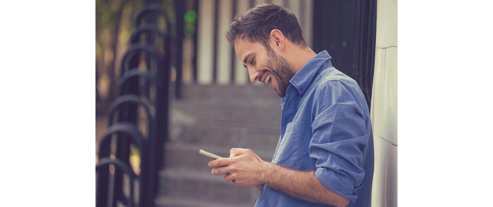 Online dating μέσω κινητού