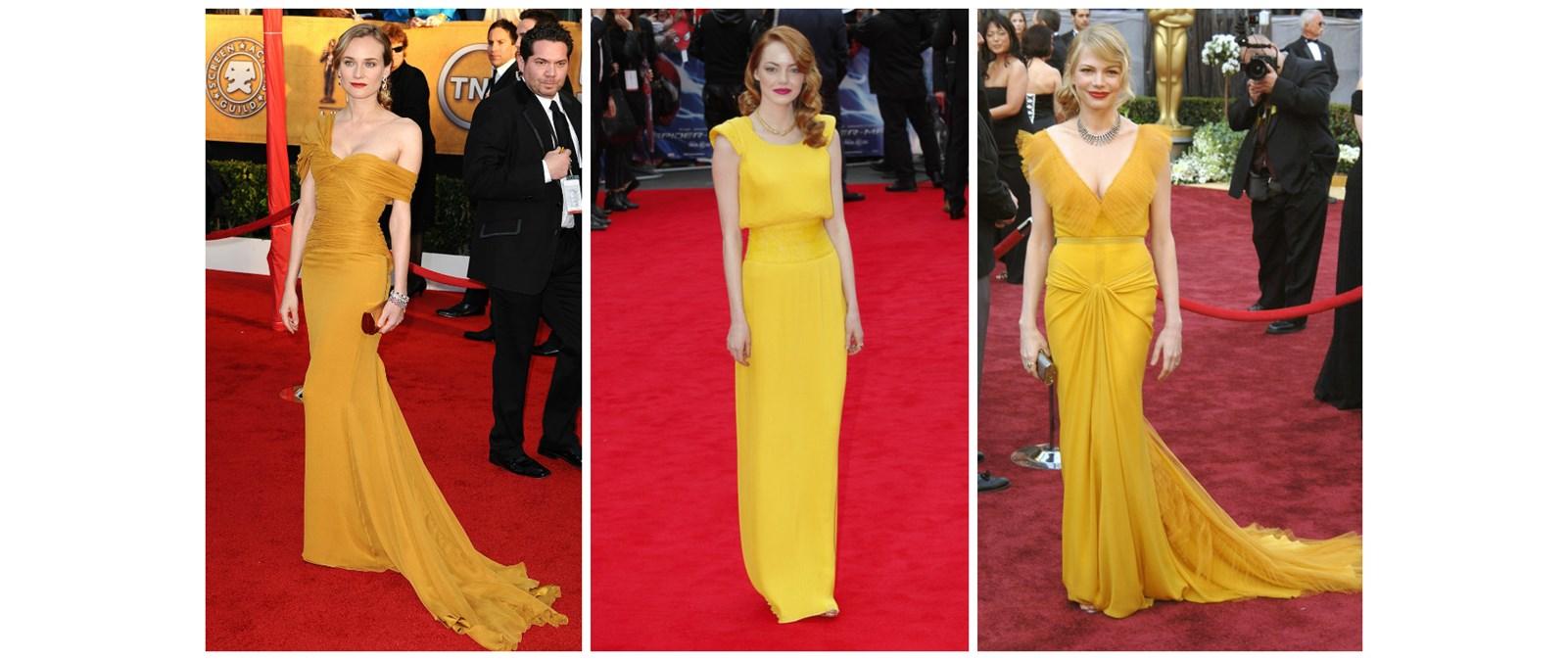 Το κόκκινο χαλί αγαπά τα κίτρινα φορέματα bc8716ff6ce