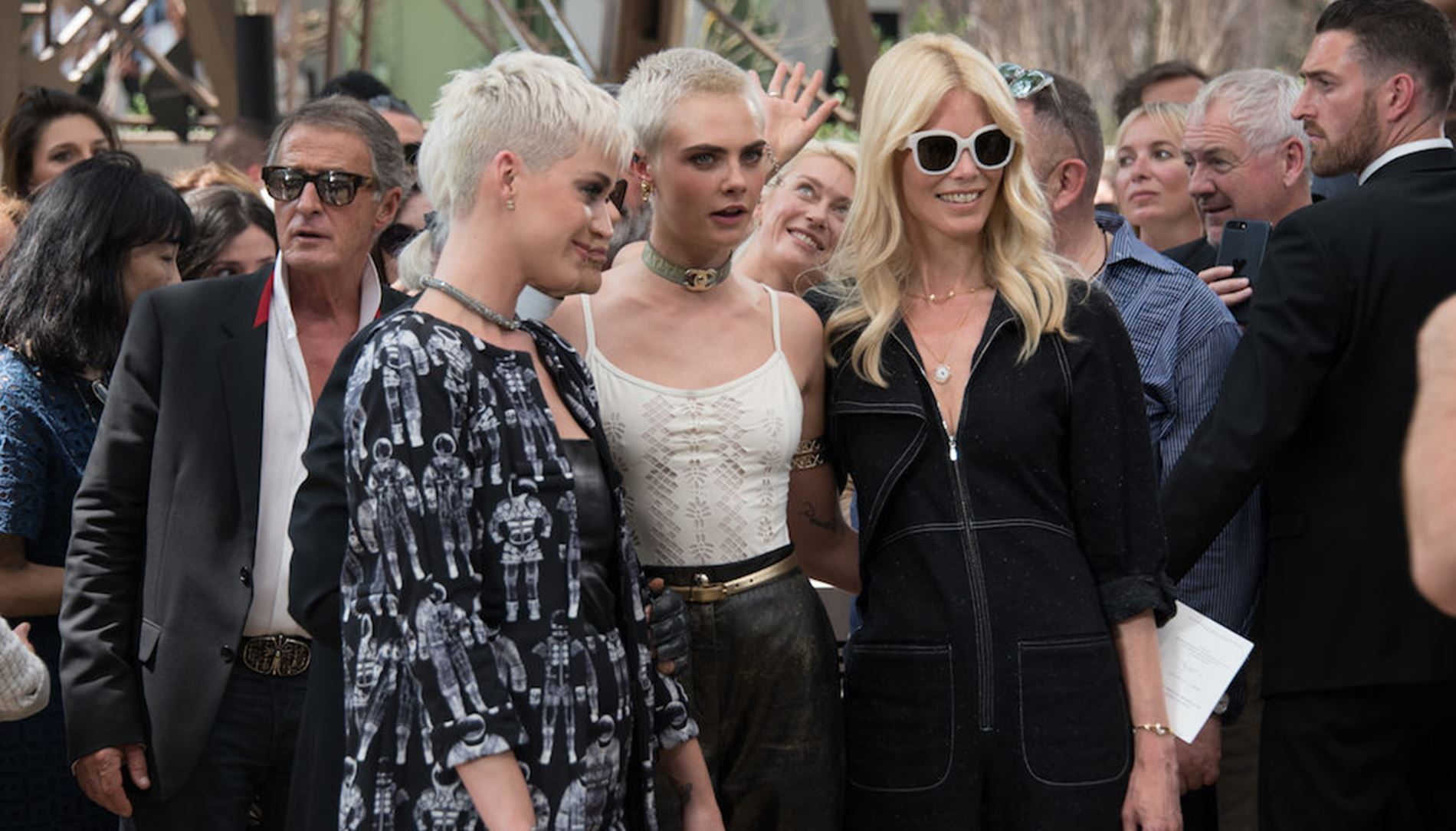 Chanel Couture AW17: Το εντυπωσιακό front row