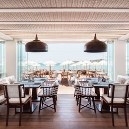 #Tidbits *: Seaside Dining