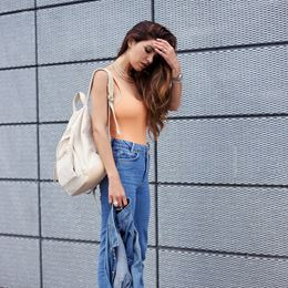 Trend of the week - Mom jeans
