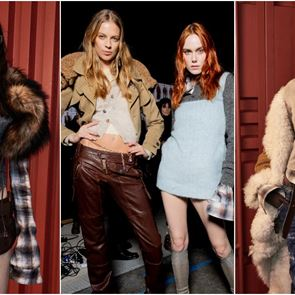 Backstage στο show Dsquared2: Όσα ξεχωρίσαμε από την AW20 collection