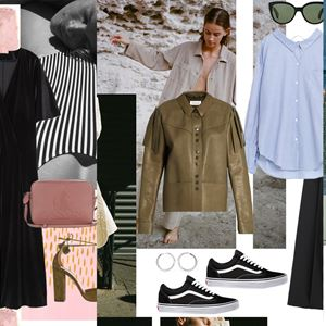 Outfits Of Wisdom // Οι αγαπημένοι συνδυασμοί της Fashion Editor