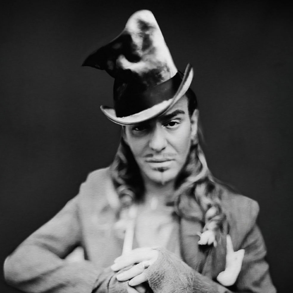 galliano's COMEBACK