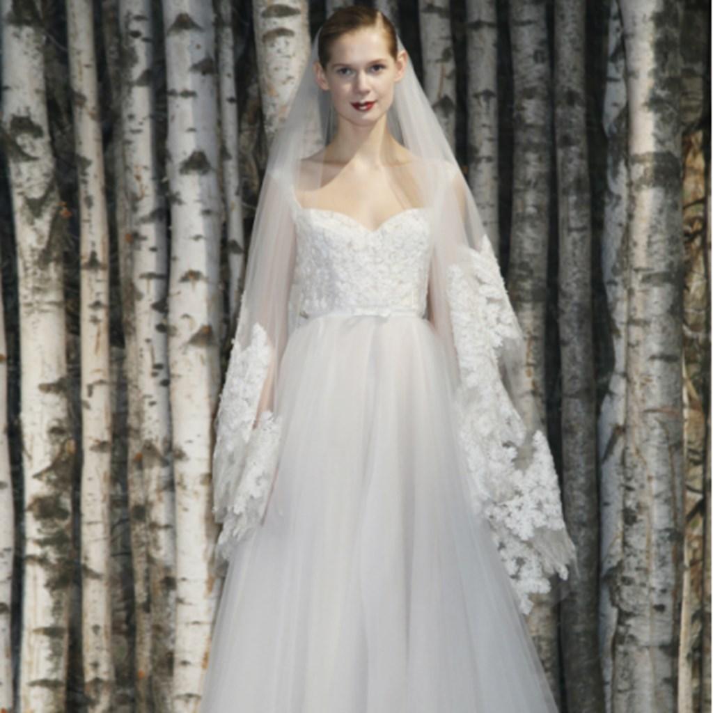 dd09390fa7fc Τα 10 καλύτερα ανοιξιάτικα νυφικά φορέματα!