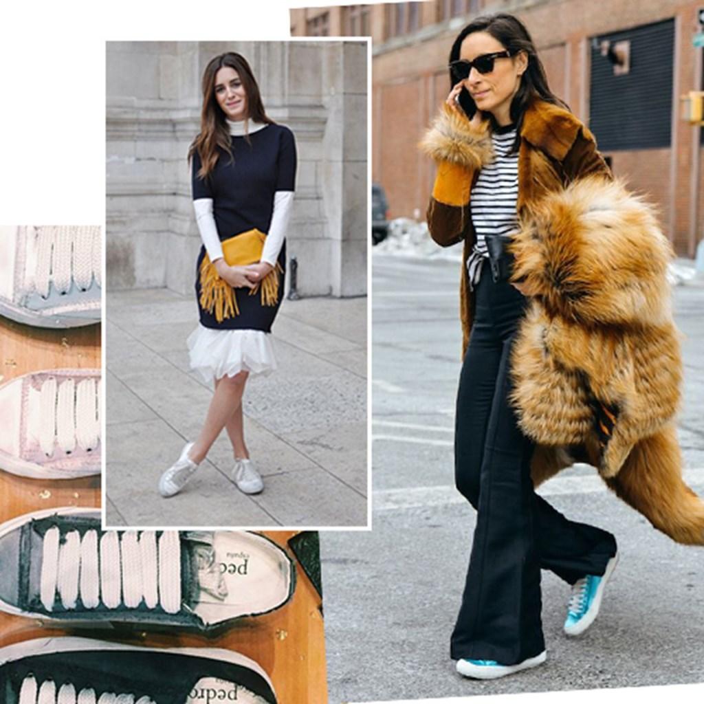 1ea5ac016ce Pedro Garcia: Τα sneakers που έχουν ξετρελάνει τις fashion bloggers ...