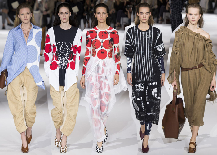 PFW Spring Summer '17: Stella McCartney & Givenchy