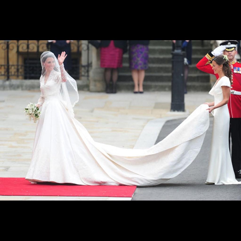 d4578b93c4dd Wedding Inspiration  Οι ωραιότερες γαμήλιες τελετές των celebrities